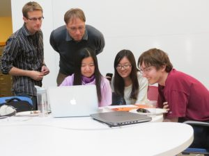 For a fourth year, IACS and partner organizations offered skill- and knowledge-building activities for graduate and undergraduate students and the Harvard community during January. Image courtesy: http://computefest.seas.harvard.edu