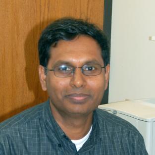 UMass Amherst chemist Dr. Dhandapani Venkataraman
