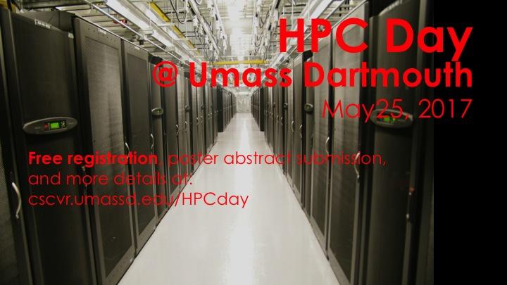 HPC Day 2017