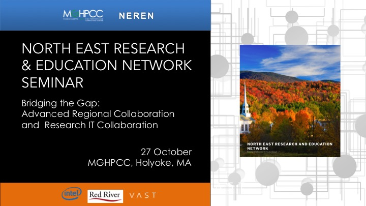 North East Research and Education Network Seminar