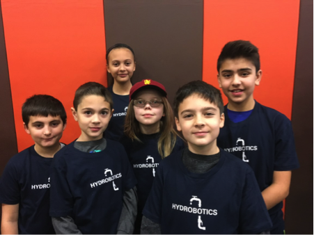 Holyoke Codes: FIRST LEGO League Robotics Competition