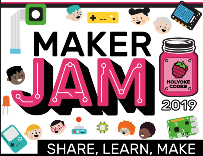 Holyoke Codes Maker Jam